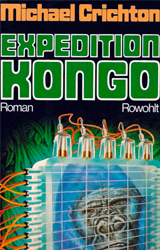 Congo Book Cover - Germany