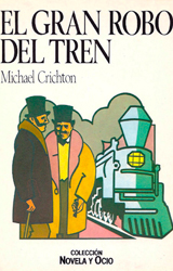 The Great Train Robbery Book Cover - Spain