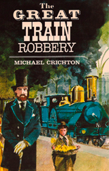 The Great Train Robbery Book Cover - United Kingdom