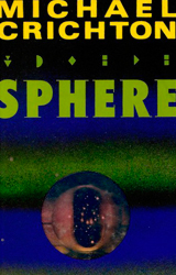Sphere Book Cover - United Kingdom