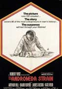 The Andromeda Strain based on a book by Michael Crichton